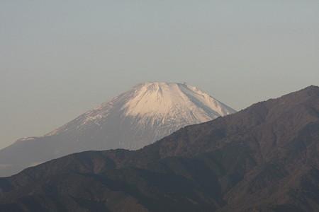 2011.11.25 駅 富士山