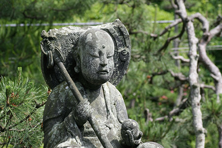 2009.05.25 北鎌倉 長寿寺 石仏像