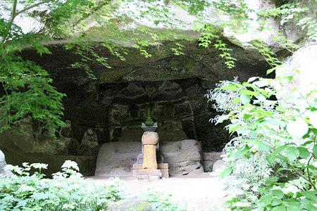 2009.05.25 北鎌倉 明月院 羅漢洞