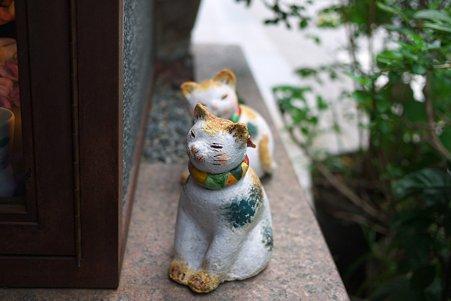 2011.05.05 銀座 夏野 招き猫