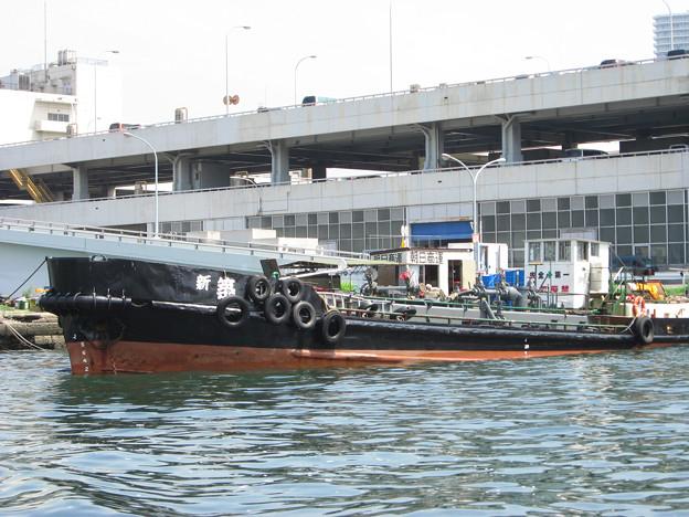 艀・海運の街YKHM :2008_0712_pwsA540_IMG_1854