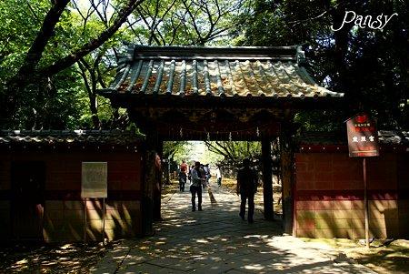 上野東照宮にて・・1