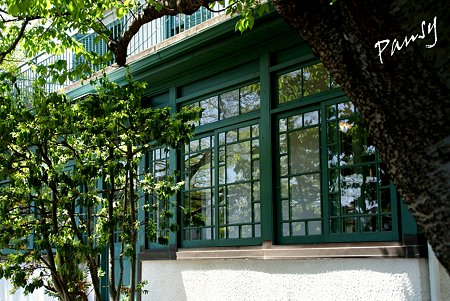 greenの窓・・