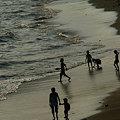 Photos: 浜で水遊び!(090920)