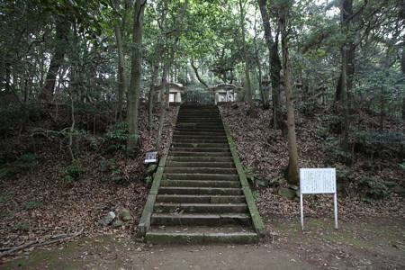 増位山随願寺・榊原政邦夫妻墓所 - 11