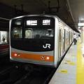写真: 武蔵野線205系