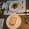 シャングリ・ラ ホテル東京 ピャチェーレの朝食
