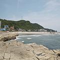 写真: 内海海岸