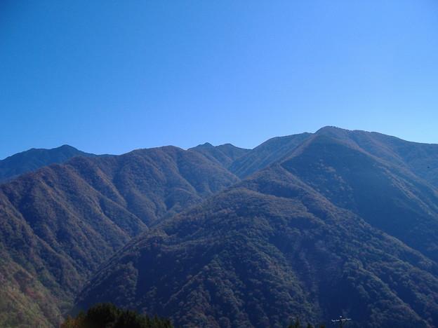 写真: 遠山郷下栗の里