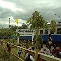 【タイ】ひまわり列車 Sunflower Train 2008 [17] Pa Sak Jolasid Dam駅