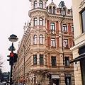 Photos: 【北欧】ヘルシンキ フィンランド 2005 [24] ポホヨイスエスプラナーディ通り(Pohjoisesplanadi)
