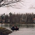 Photos: 【北欧】ヘルシンキ フィンランド 2005 [22] 船で移動する地元民