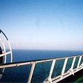 Photos: 【23】タリンク・シリヤライン乗船|船上デッキ [2005]