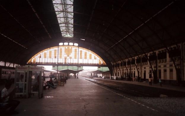 Thailand / タイ、バンコク中央駅