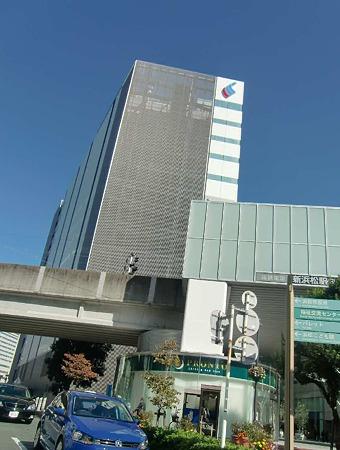 遠鉄百貨店新館 2011年11月9日(水) 開業 施設完成-231025-1