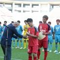 20140629 天皇杯茨城予選 クラブ・ドラゴンズ 0-1 筑波大