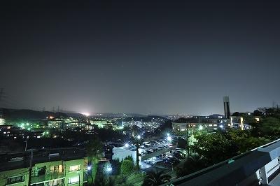 駐車場より六浦駅方面3