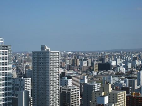 札幌ドーム方面