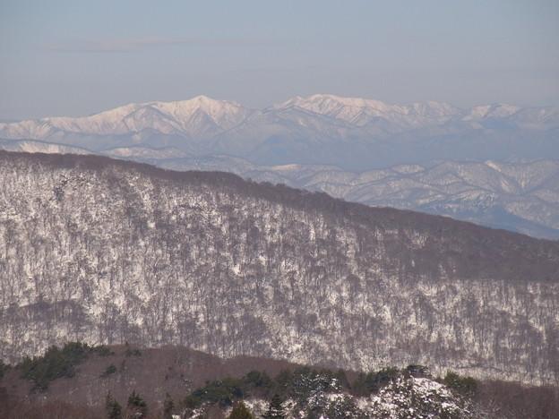 Photos: 舟形三峰山