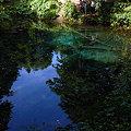 写真: 神の子池-2