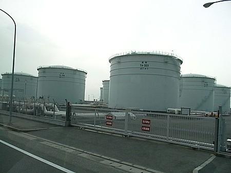 給油タンク施設