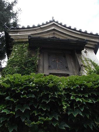 菊水通散歩 05★豊川稲荷霊場裏手