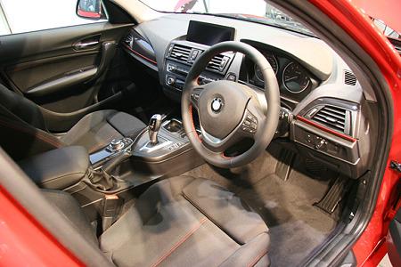 2代目 BMW 1シリーズ 4