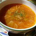 写真: 本日のスープ