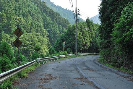 杉の里トンネル旧道2