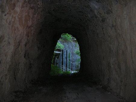 R195九文名隧道