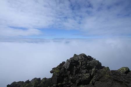 羅臼岳山頂02