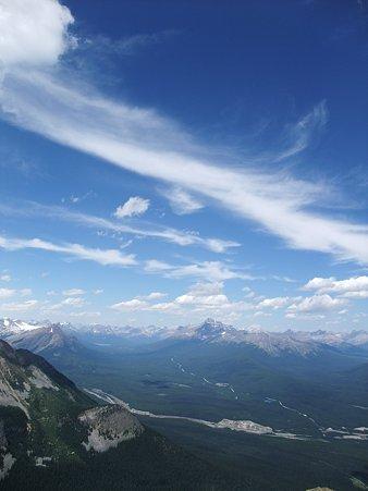 Fairview Mt.からの眺望
