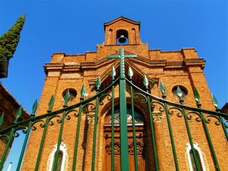 カルロス・キーン(古い教会)