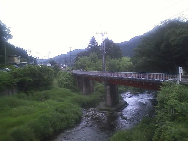 武蔵横手付近