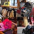 写真: お買い物