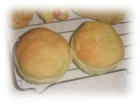 練乳入りあんパン