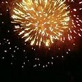 小坂田公園の花火