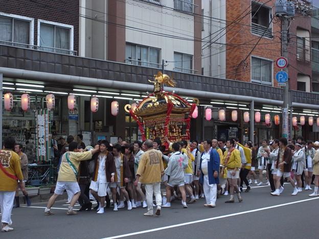 南千住・素盞雄神社・天王祭 2009年6月6日 06