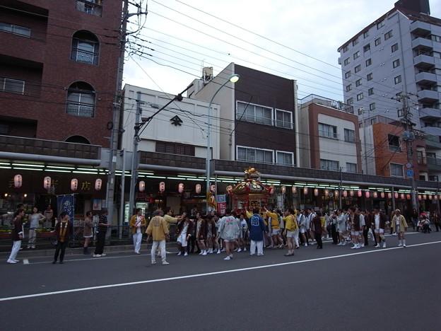南千住・素盞雄神社・天王祭 2009年6月6日 07