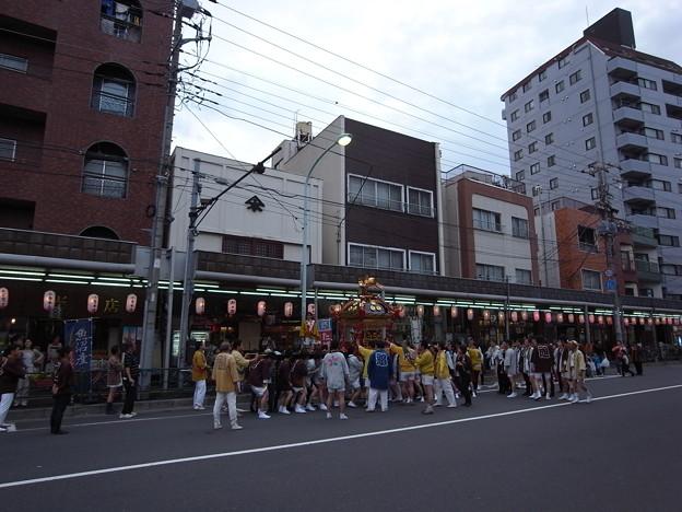 南千住・素盞雄神社・天王祭 2009年6月6日 08