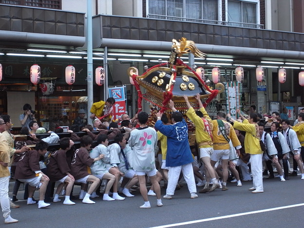 南千住・素盞雄神社・天王祭 2009年6月6日 09