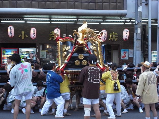 南千住・素盞雄神社・天王祭 2009年6月6日 13