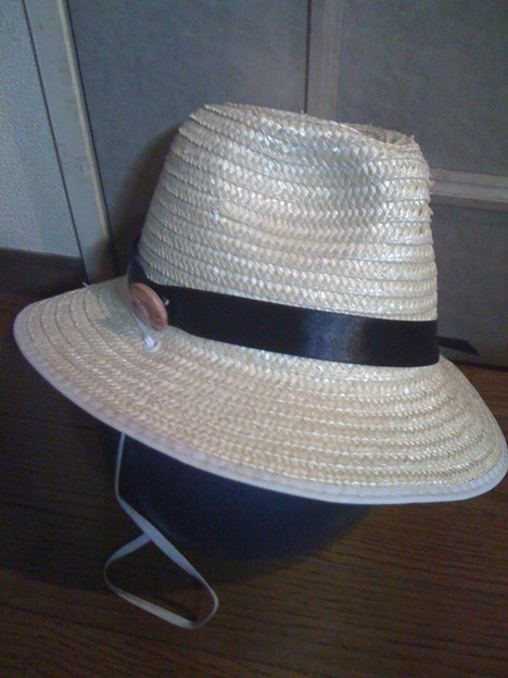 通勤用帽子
